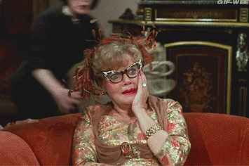 "Eileen Brennan's 15 Best Moments As Mrs. Peacock In ""Clue"""