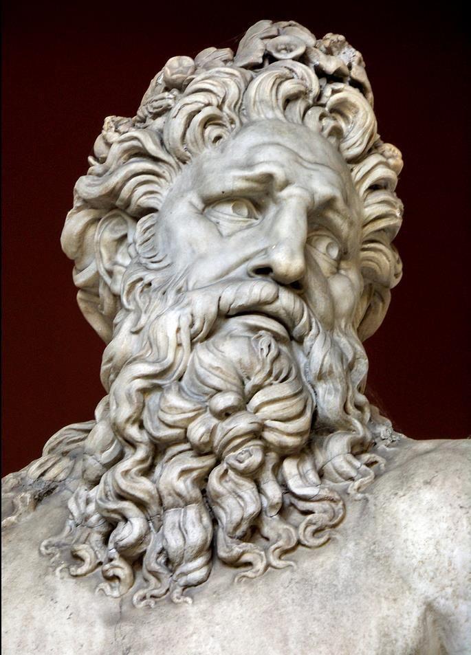 River god on sarcophagus sculpture pinterest for Greek sculpture tattoo