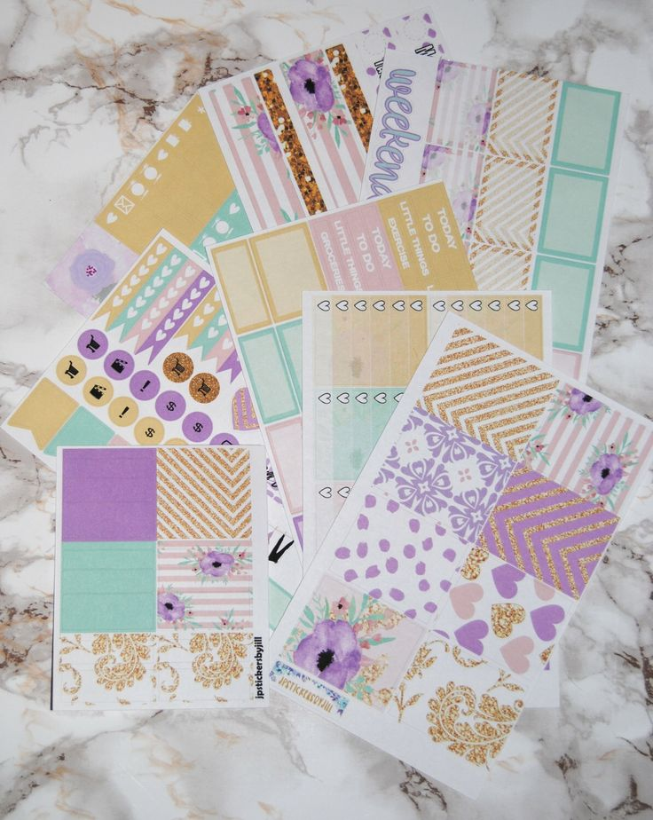 Spring Party - Weekly Kit of Planner Stickers- Erin Condren Vertical by jpstickersbyjill on Etsy https://www.etsy.com/ca/listing/509878315/spring-party-weekly-kit-of-planner