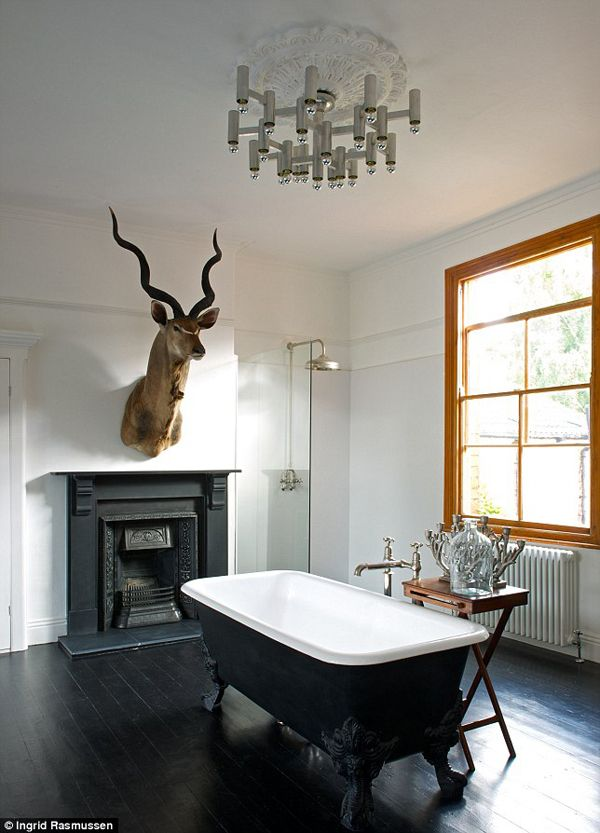 welcome to the yorkshire edwardian semi home of micheal his partner jonathan and their modern bathroom designbathroom - Edwardian Bathroom Design