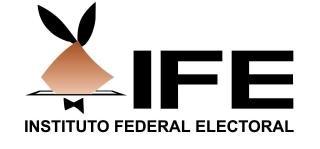 y el logo del IFE cambiará gracias a participación de Julia Orayen