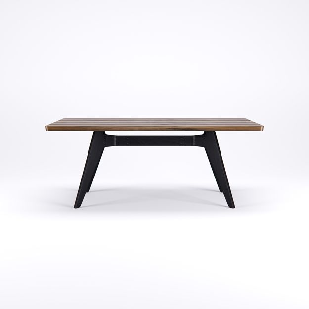 LAVITTA TABLE 180 CM WALNUT