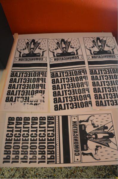 #jprojectlab #serigrafia #print #poster #massmedia #comunication #graphicdesign #promotion #guerrigliamarketing #stencil #blackink #