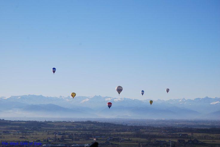 Raduno #Mongolfiere a #Mondovì Piemonte, Provincia di Cuneo, Mondovì http://www.westitaly.net #Piemonte #provinciadicuneo #visitpiemonte #piemonteturismo