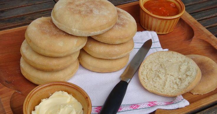Többféle angol muffin  eljárás is létezik, ez most a másik.   Ha a különbséget kellene érzékeltetnem, akkor azt mondanám, ho...