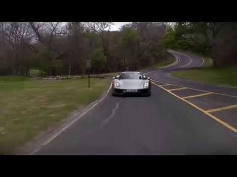 2015 Porsche 918 Spyder First Drive