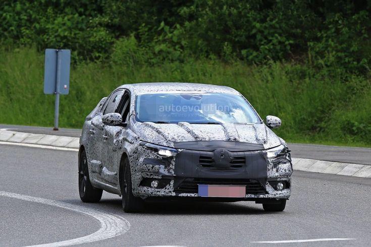 2017 Model Renault Megane Sedan Sızdı http://www.technolat.com/2017-model-renault-megane-sedan-sizdi-4690/