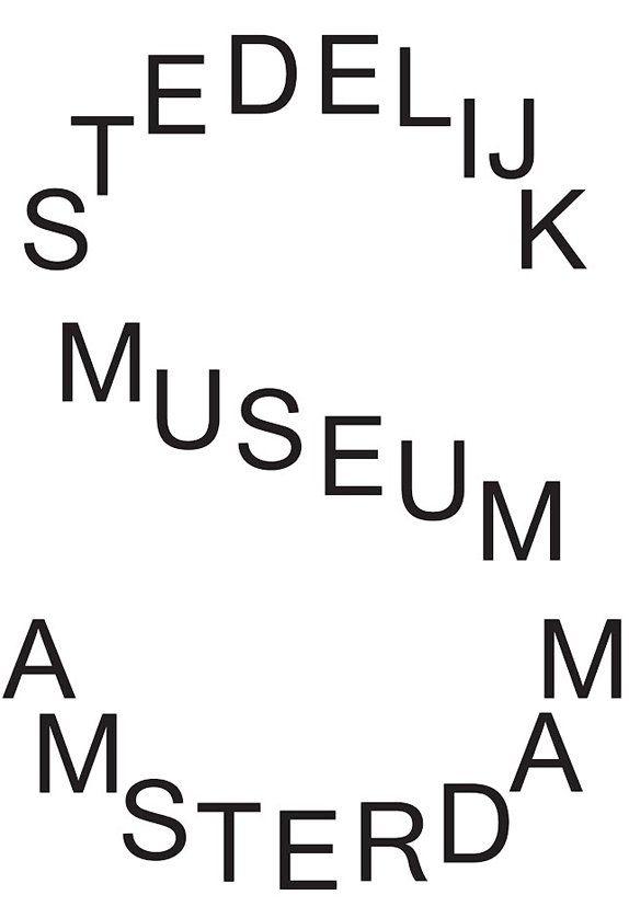 Museum identity by Mevis & Van Deursen. #newdesignmuseum   via @LeoJohnField