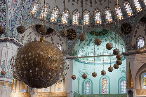 Kocatepe Mosque | Kocatepe, Gölbaşı, Ankara, Turkey