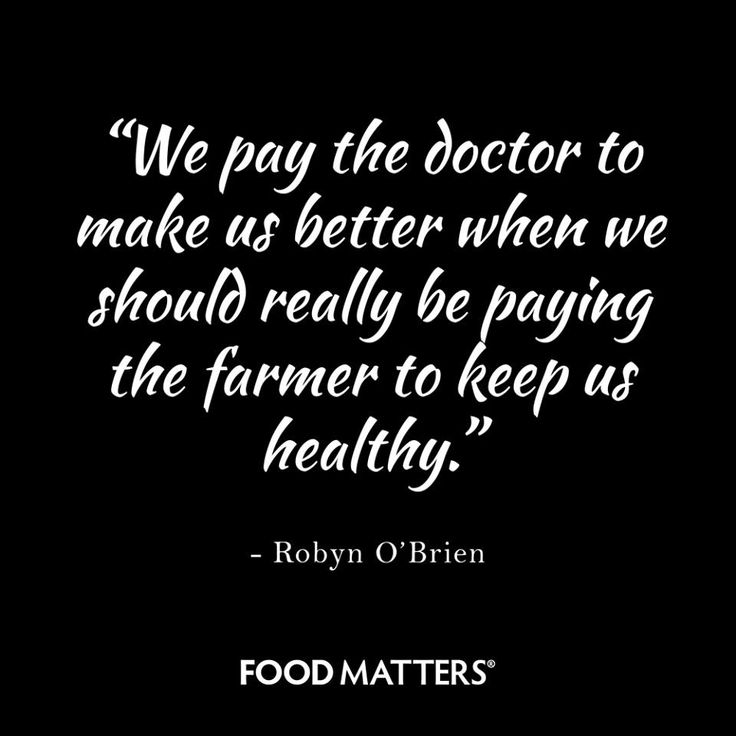 Thank your farmer! Leave a little message of gratitude below!  #foodmatters #FMquotes www.foodmatters.com