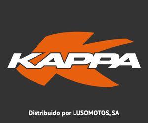 DESTAQUE | KAPPA Conheça toda a gama de artigos da KAPPA: - Bagagem  - Capacetes - Vidros - Acessórios - Vestuário #lusomotos #kappa #moto #estrada #andardemoto #estilodevida #bagagem #capacetes #vidros #acessórios #vestuário