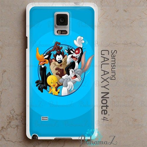 Looney tunes Family Samsung Galaxy Note 4 Case