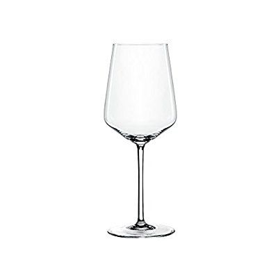 Spiegelau 4670182 Style White Wine Glasses (Set of 4), Clear