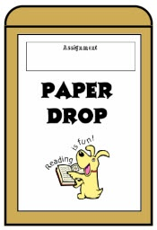 Paper Drop System and other good classroom management tricks