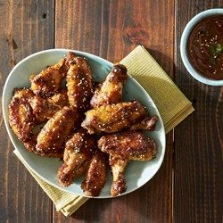 Peanut Sesame Chicken Wings - Allrecipes.com