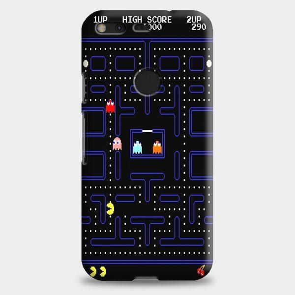 Pacman Game Google Pixel Case
