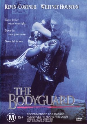 The Bodyguard 1992. Probably one of the most often watched movies in my life. I mean, Whitney AND Kevin in one movie?!!
