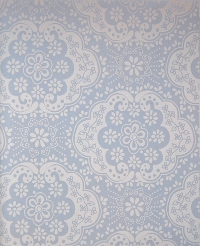 Dentelle blue-tapetti