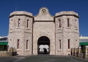 Fremantle Prison, Fremantle Western Australia. Great bit of heritage to check out. Another thing I have never been too. Definately worth paying for a tour or two - They do flashlight tours at night which are apparently pretty scary. For two tours $50 for 2 adults