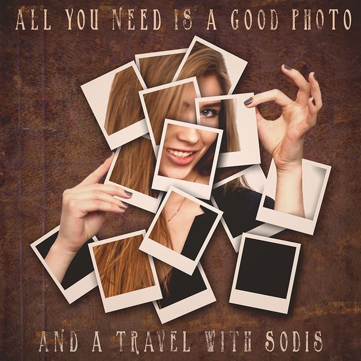 All you need is a good photo and travel with Sodis #sodis #sodistravel #содис
