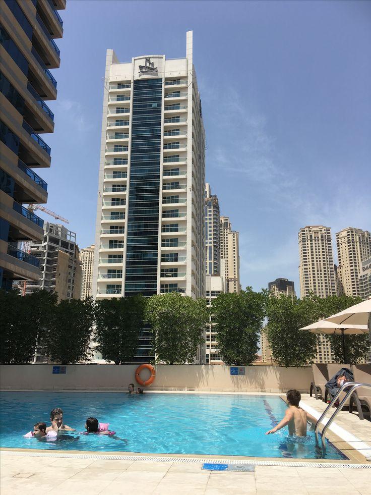 SAS Radisson Blu hotel in Dubai Marina