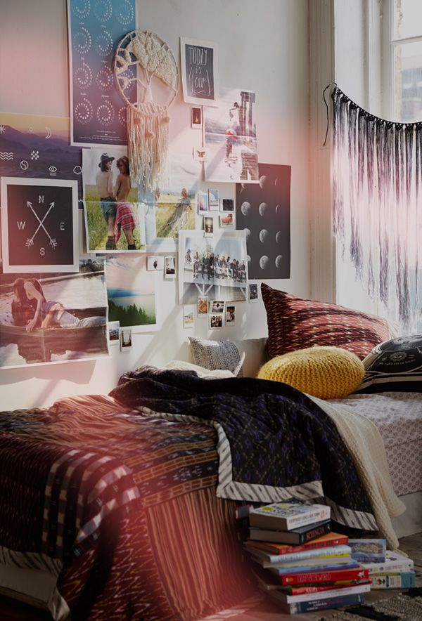 Apartment Urban Outfitters Room Decor Home Decor Bedroom Themes