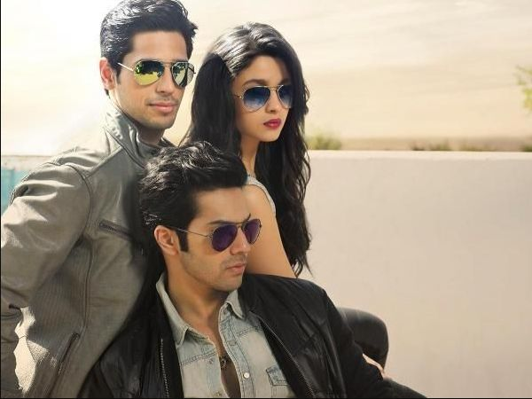 Sidharth Malhotra is all praise for Varun Dhawan and Alia Bhatt's chemistry