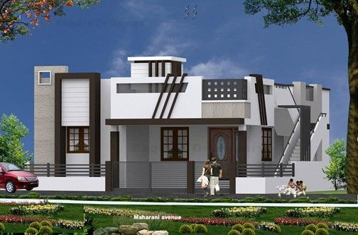 Contemporary House Elevation Single Floor: Best 25+ Narrow House Plans Ideas On Pinterest