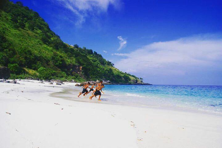 Tereweng beach