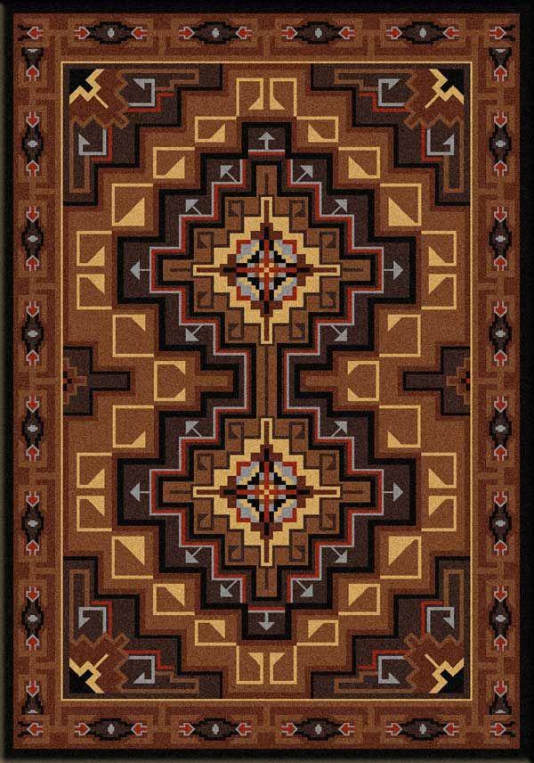 Hi-Rez Earth Area Rug buy Southwestern #rugs at Lights in the Northern Sky http://www.lightsinthenorthernsky.com