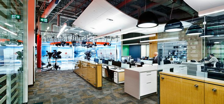 CBC/Radio-Canada Moncton - Design Plus Architecture