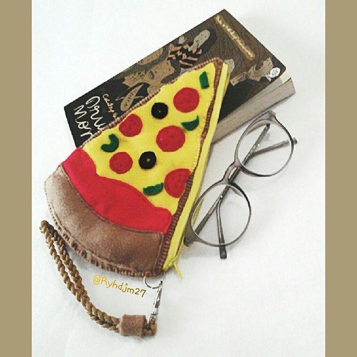 #pizza pencil case