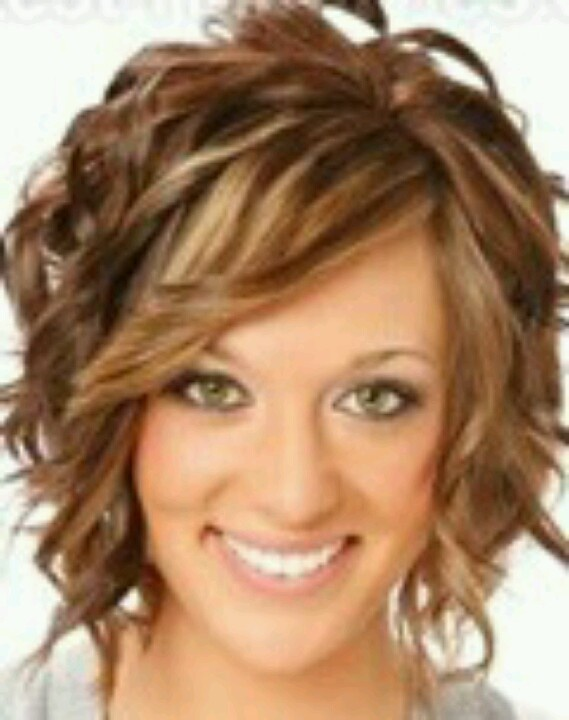 Auburn with blonde highlights- love the color