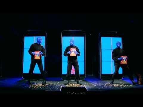 Blue Man Group (B-roll)