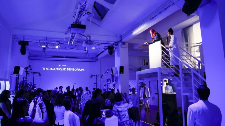 Unusual venues for events in Milan #events #milanvenues #technologicalspaces