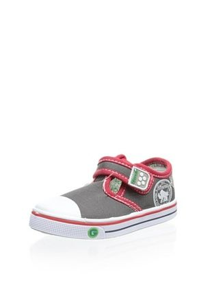 42% OFF Gorila Kid's T-Strap Sneaker (Grey)