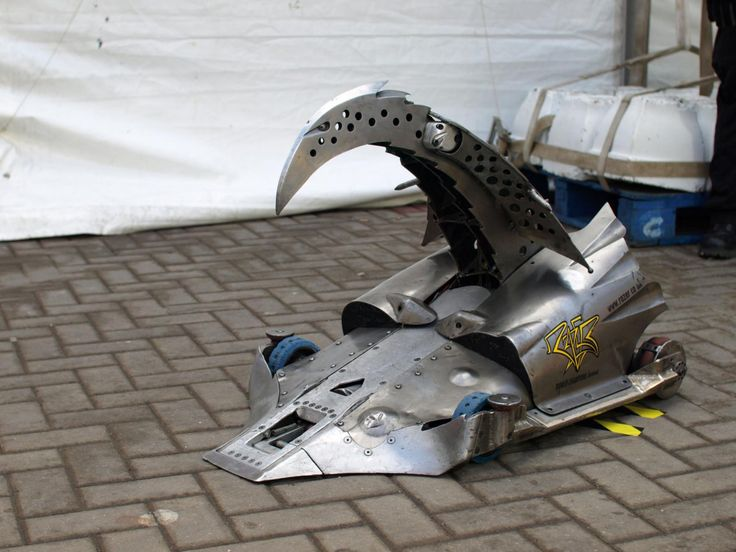 'Robot Wars' is returning to BBC Two