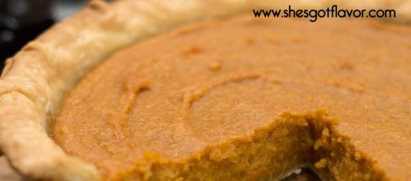 Easy But Oh So Good Sweet Potato Pie | BlackandMarriedWithKids.com