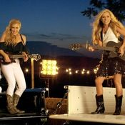 "NPR has the first look at Maddie & Tae's video for their DEBUT single ""Girl In A Country Song""!"