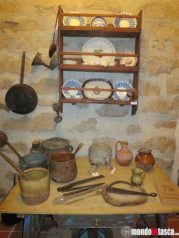 La vita di una volta raccontata nel #Museo etnografico di #Aggius #MEOC #Sardegna
