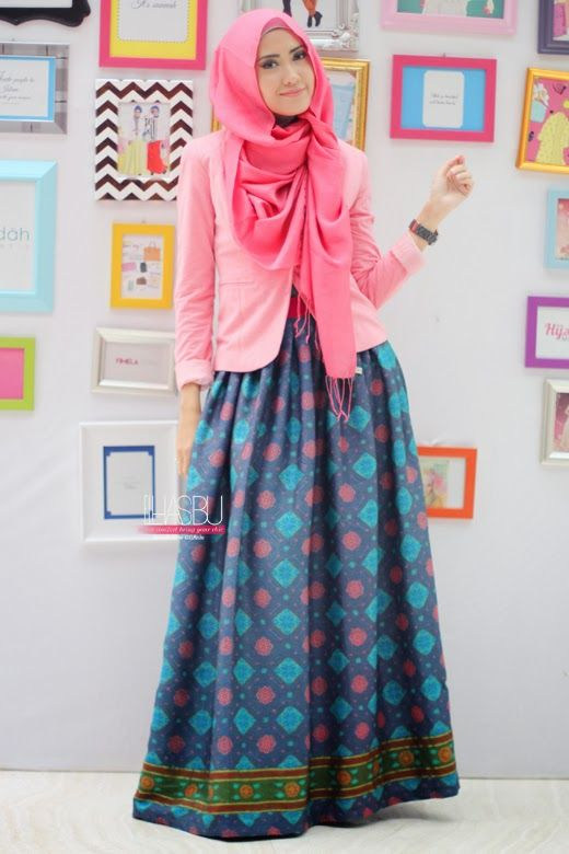 Model Rok Panjang Heejab Style Pinterest Models Chic And Search