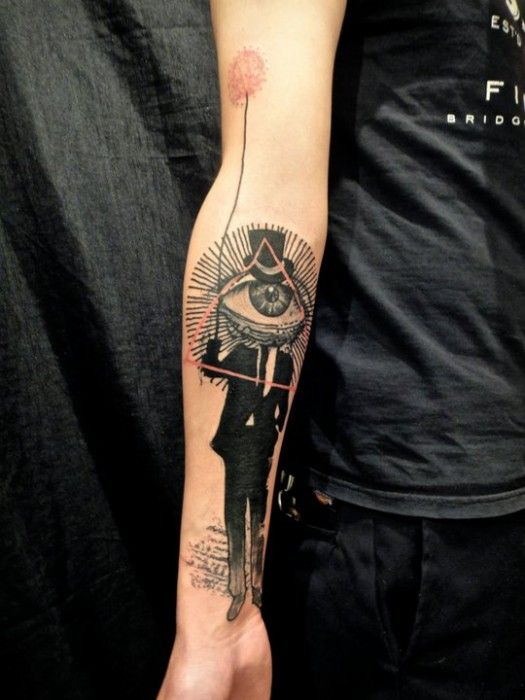 Work by #Xoïl, a tattoo artist at Needles Side Tattoo in Thonon-les-Bains, France
