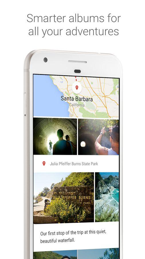 Google Foto– captură de ecran