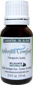 essential oils for arthritis comfort