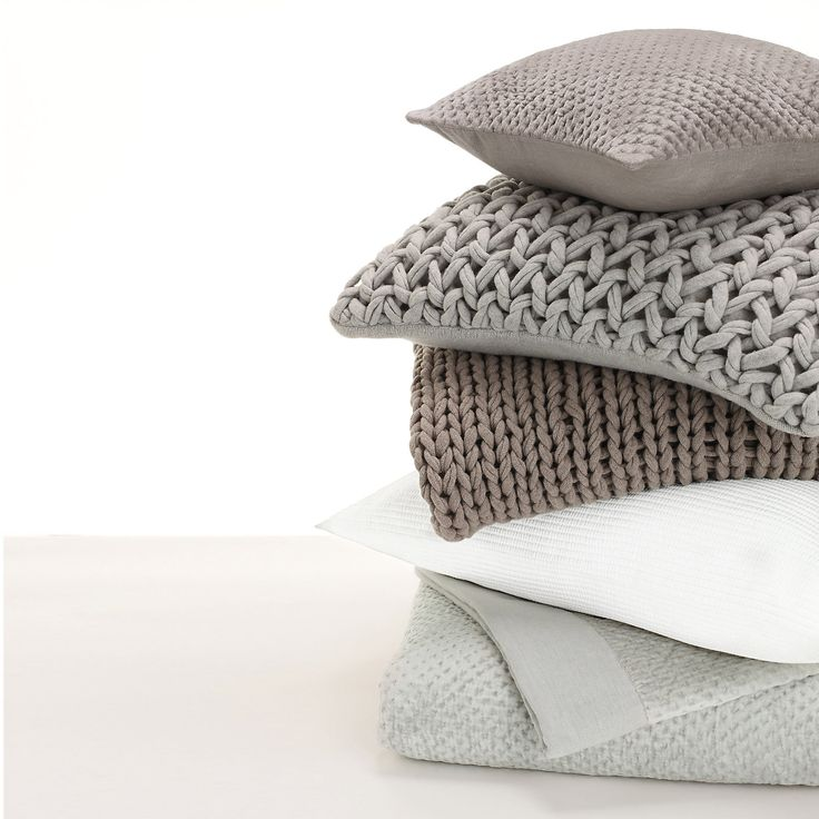 Cushions & Tuscany Quilt - from The White Company