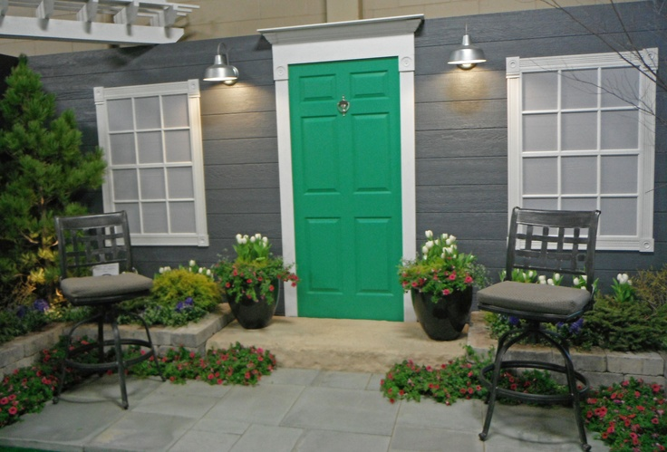 2013 Home And Garden Show Booth