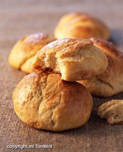 Photo de la recette : Petits pains au lait facile