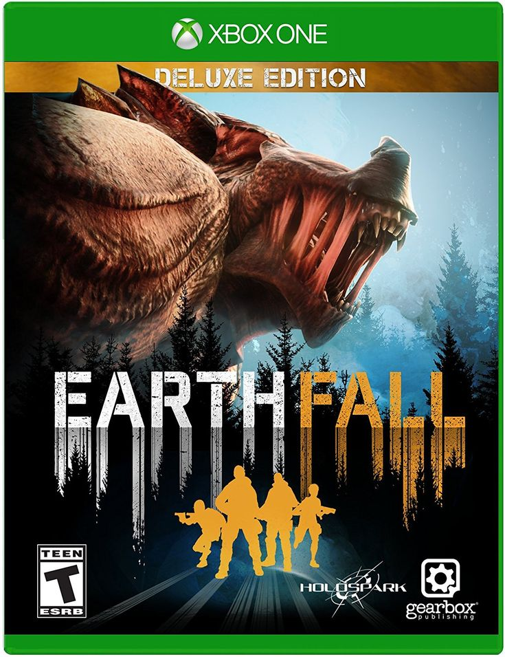 Earthfall Deluxe Edition [Xbox One] Release date July