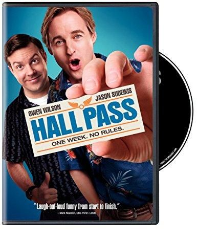 Hall Pass (DVD/WS/NTSC) Owen Wilson, Jason Sudeikis, Christina Applegate, Jenna Fischer, Richard Jenkins