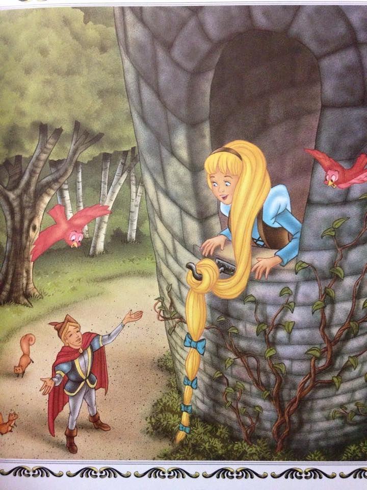 Rapunzel story final